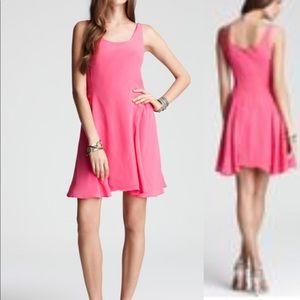 NWT Rebecca minkoff pink dress